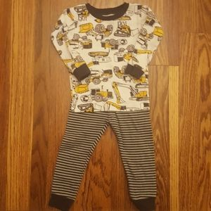 Carter's Pajamas - Carter's Construction Pajama Set